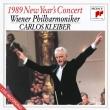 ニューイヤー・コンサート 1989 カルロス・クライバー&ウィーン・フィル(2CD)