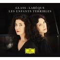 『恐るべき子供たち』ピアノ・デュオ版、エチュード第17番、第20番 カティア&マリエル・ラベック