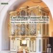 Complete Organ Works Vol.3: Jorg-hannes Hahn(Organ)C.p.e.bach Ensemble