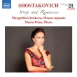 Songs & Romances: Gritskova(Ms)M.prinz(P)