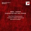 エーベルル、ドゥシェク:2台のピアノのための協奏曲、他 タール&グロートホイゼン、ラインハルト・ゲーベル&フランクフルト放送交響楽団