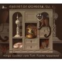 Cabinet Of Wonders Vol.1-vilsmayr, Visconti, Schreivogel: Kinga Ujszaszi(Vn)Tom Foster(Cemb)