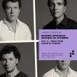 Piano Trios Nos.1, 2, 3 : Pierre Fouchenneret(Vn)Francois Salque(Vc)Eric Le Sage(P)(2CD)