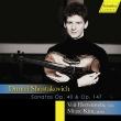 (Viola)cello Sonata, Viola Sonata: Hertenstein(Va)Minze Kim(P)