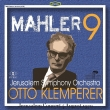 交響曲第9番 オットー・クレンペラー&エルサレム交響楽団(1970年ステレオ・ライヴ)(2CD)