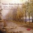 Notes From Endenich-staffan Storm & Schumann: Francisca Skoogh