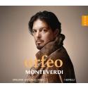 『オルフェオ』全曲 エミリアーノ・ゴンザレス=トロ、イ・ギメッリ、エメーケ・バラート、他(2020 ステレオ)(2CD)
