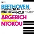 (Duo Piano)Symphony No.6, Piano Sonata No.17 : Martha Argerich, Theodosia Ntokou(P)