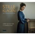 Stille Klagen: Grietde Geyter(S)Leo Van Doeselaar(Org)Il Gardellino