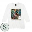 laser beamer Tシャツ[オフホワイト / S]