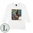 laser beamer Tシャツ[オフホワイト / L]