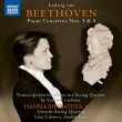 (Chamber)Piano Concertos Nos.3, 4 : Hanna Shybayeva(P)Utrecht String Quartet, Cabrera(Cb)