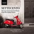 Settecento-baroque Instrumental Music From The Italian States: Chandler(Vn)La Serenissima Debus(Rec)