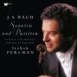 無伴奏ヴァイオリンのためのソナタとパルティータ イツァーク・パールマン (3枚組/180グラム重量盤レコード)