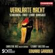 シェーンベルク:浄夜、フリート:浄められた夜、コルンゴルト:別れの歌、他 エドワード・ガードナー&BBC交響楽団、ステュアート・スケルトン、他