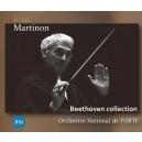 Sym, 3, 5, 7, 9, Egmont, Triple Concerto, Etc: Martinon / French National O Heidsieck Ferras Tortelier