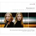 (Cello)viola Sonata, Cello Sonata, Etc: Duo Anouchka & Katharina Hack G.capucon(Vc)