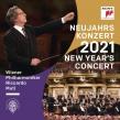 ニューイヤー・コンサート2021 リッカルド・ムーティ&ウィーン・フィル(2CD)