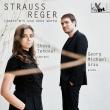 歌曲集、レーガー編曲ピアノ版歌曲集 シェバ・テホヴァル、ゲオルク・ミヒャエル・グラウ