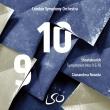 交響曲第10番、第9番 ジャナンドレア・ノセダ&ロンドン交響楽団