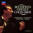 Colin Davis -Beethoven Odyssey -Complete Symphonies, Concertos, etc -BBC Symphony Orchestra, London Symphony Orchestra, etc (12CD)