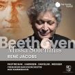 Missa Solemnis : Rene Jacobs / Freiburg Baroque Orchestra, RIAS Kammerchor, etc