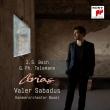 Bach & Telemann Arias : Valer Sabadus(CT)Julia Schroder(Vn)Basel Chamber Orchestra