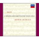 無伴奏ヴァイオリンのためのソナタとパルティータ 全曲 アルテュール・グリュミオー(2SACDシングルレイヤー)