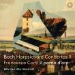 Harpsichord Concertos Nos.3, 5, 6, Triple Concerto : Francesco Corti(Cemb)Il Pomo d' oro