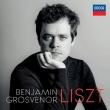 ピアノ・ソナタ、3つの『ペトラルカのソネット』、『ノルマ』の回想、アヴェ・マリア、子守歌 ベンジャミン・グローヴナー