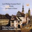 フルートとピアノのための作品集 フランチェスカ・パニーニ、アンニバーレ・レバウデンゴ