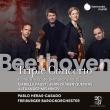 Triple Concerto, Symphony No.2(Piano Trio): Isabelle Faust(Vn)Jean-Guihen Queyras(Vc)Alexander Melnikov(Fp), Pablo Heras-Casado / Freiburger Baroque O