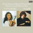 Violin Sonata: Chung Kyung-wha(Vn)Lupu(P)+debussy: Violin Sonata