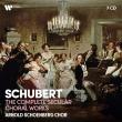Complete Secular Choral Works : Erwin Ortner / Arnold Schoenberg Choir (7CD)