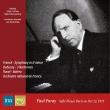 フランク:交響曲、ドビュッシー:夜想曲、ラヴェル:ボレロ ポール・パレー&フランス国立管弦楽団(1975年ステレオ・ライヴ)