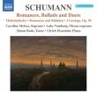 Complete Lieder Vol.10-romances, Ballades, Duets: Melzer(S)Vondung(Ms)S.bode(T)Eisenlohr(P)