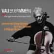 String Quintet: Grimmer(Vc)Dreigenerationenquartett +philippe Racine: String Quintet