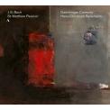 マタイ受難曲 ハンス=クリストフ・ラーデマン&ゲヒンガー・カントライ、パトリック・グラール、ピーター・ハーヴェイ、他(2CD)