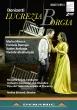 『ルクレツィア・ボルジア』全曲 ベルナール演出、フリッツァ&ケルビーニ・ジョヴァニーレ管、レミージョ、アンドゥアーガ、他(2019 ステレオ 日本語字幕付)(2DVD)