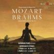 モーツァルト:クラリネット四重奏曲、ブラームス:クラリネット五重奏曲 ジョヴァンニ・プンツィ、コペンハーゲン・ストリングス