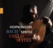 無伴奏チェロ組曲 全曲 ホプキンソン・スミス(テオルボ、リュート)(2CD)