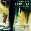 『オルフェオ』全曲 フレードリク・マルムベリ&アンサンブル・アルタプンタ、アンサンブル・ルンダバロック、ホール・バロック(2019 ステレオ)(2SACD)