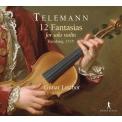 無伴奏ヴァイオリンのための12の幻想曲 グナール・レツボール
