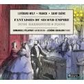 『ピアノとハーモニウムのための作品集〜ルフェビュール=ヴェリー、フランク、サン=サーンス』 ジェローム・グランジョン、エマニュエル・ペラプラ