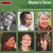 Women' s Voices: Jeremy Huw Williams(Br)Paula Fan(P)Yunah Lee(S)Etc