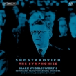 交響曲全集 マーク・ウィッグルスワース&オランダ放送フィル、BBCウェールズ・ナショナル管弦楽団(10SACD)