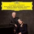 Fantaisie, Violin Sonata, Cello Sonata, La mer : Martha Argerich(P)Daniel Barenboim / Staatskapelle Berlin, etc