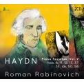 Complete Piano Sonatas Vol.2 : Roman Rabinovich(P)(2CD)