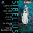 組曲『ぺレアスとメリザンド』『タピオラ』『ルオンノタール』、他 エドワード・ガードナー&ベルゲン・フィル、リーゼ・ダヴィドセン