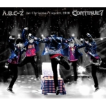 A.B.C-Z 1st Christmas Concert 2020 CONTINUE?(Blu-ray)